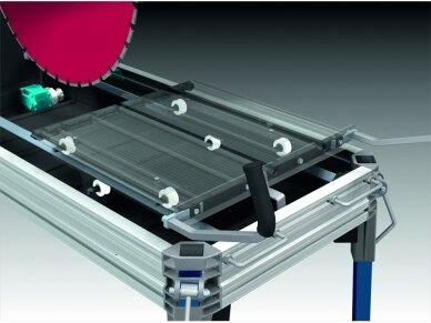Pjaustymo stalas CARAT T-6010 LASER 4
