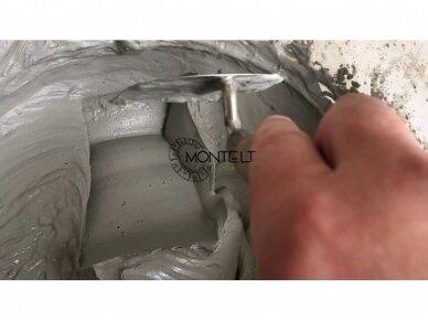 Planitop Fine finish Dekorayvinis tinkas betonui 3