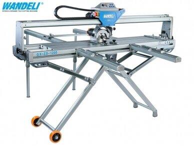 WANDELI QX-ZD 1200 EU Plytelių pjovimo staklės