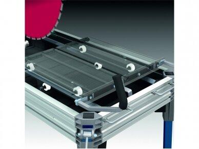 Plytų ir blokelių pjovimo stalas CARAT T-7010 2