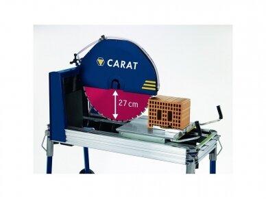 CARAT T-7010 Plytų ir blokelių pjovimo stalas 3