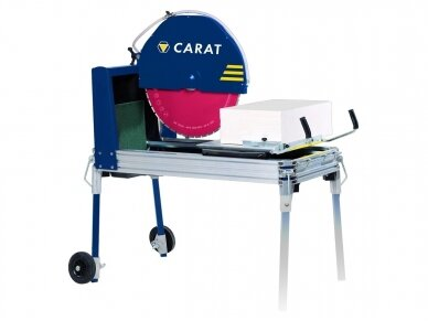 Plytų ir blokelių pjovimo stalas CARAT T-7010