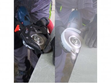 MECHANIC DUSTER 45 (115-125 mm) Priedas pjovimui be dulkių 4