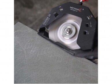 MECHANIC DUSTER 45 (115-125 mm) Priedas pjovimui be dulkių 5