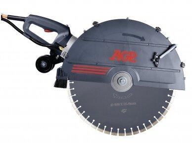 AGP C18 Rankinė pjaustyklė 2