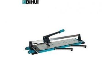 Rankinė plytelių pjaustyklė 900mm BIHUI 2