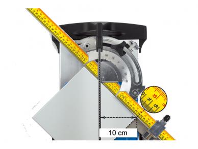Rankinės plytelių pjovimo staklės CARAT PROFICOUP 850MM ALU 2