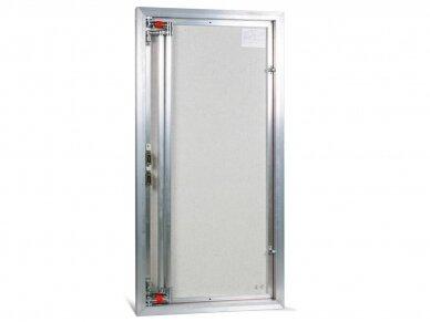 Revizinės durelės, aliumininės (plytelėms) ETP 600 x 1200 4