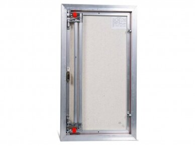 Revizinės durelės, aliumininės ETP 500 x 800 3