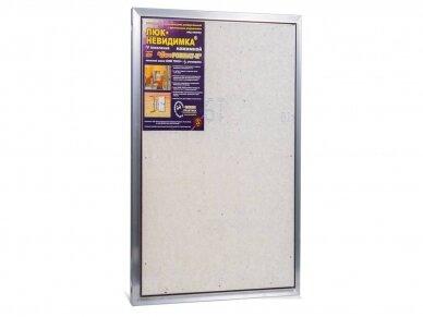 Revizinės durelės, aliumininės (plytelėms) ETP 600 x 800 4