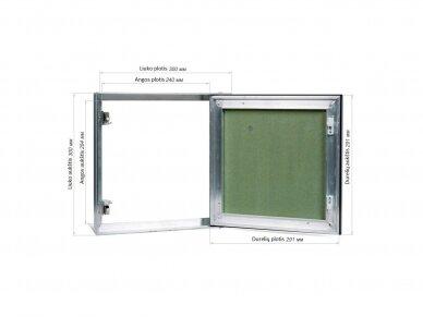 Revizinės durelės, dažomos TABLET 300 x 300 2