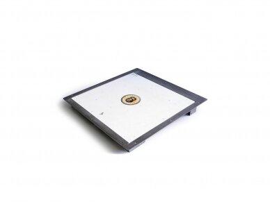 Revizinės durelės grindims PORTAL 600x600