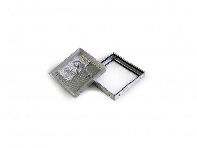 Revizinės durelės grindims BARIER 300 x 300 2