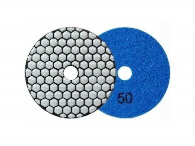 Poliravimo diskas SENDI Ø100MM #50 - 400 2