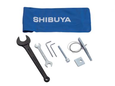 SHIBUYA TS-255 Deimantinė gręžimo sistema iki 300MM 2