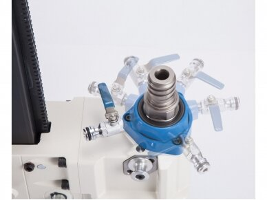 SHIBUYA TS-405 Deimantinė gręžimo sistema iki 500MM 3
