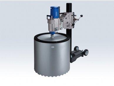 SHIBUYA TS-605 Deimantinė gręžimo sistema iki 600MM