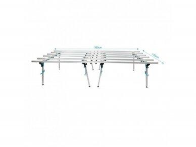 Stalas plytelių pjovimui/gręžimui BIHUI 180X140CM 3
