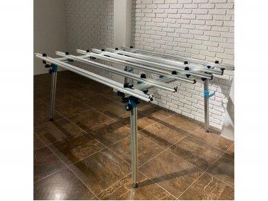 Stalas plytelių pjovimui/gręžimui BIHUI 180X140CM 9