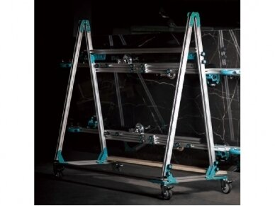 Plytelių transportavimo vežimėlis 3,2 x 1,6 M BIHUI 3