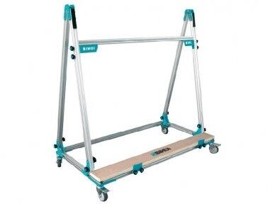 Plytelių transportavimo vežimėlis 3,2 x 1,6 M BIHUI