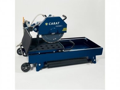 Trinkelių ir plytų pjaustyklė CARAT X-COUP 350 2