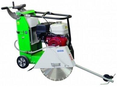 TS450 Asfalto ir betono pjovimo mašina 2