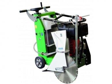 TS450 Asfalto ir betono pjovimo mašina