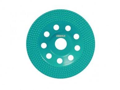 Klijų, dažų ir epoksido šlifavimo diskas BIHUI
