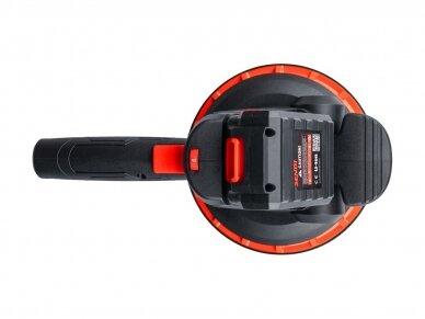 Vibro padas / pritraukėjas plytelėms akumuliatorinis SENDI VSC-18 6