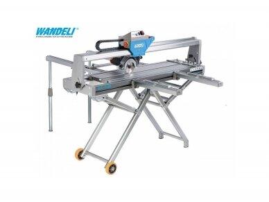 WANDELI QX-1000 EU Plytelių pjovimo staklės